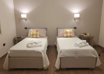Camera con letto singolo