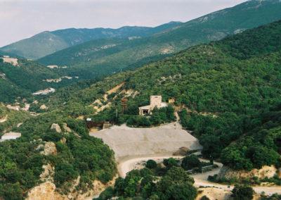 Paesaggio minerario di Montevecchio